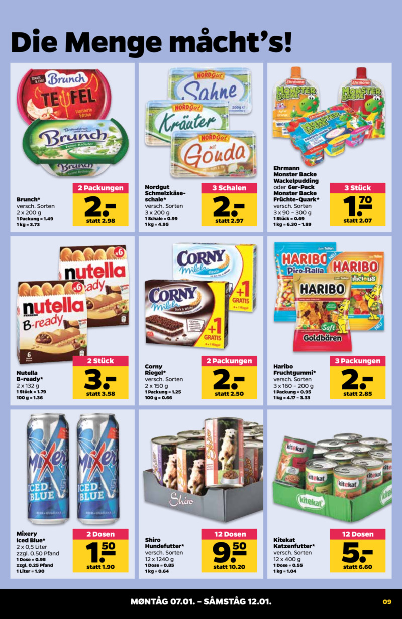 NETTO Supermarkt Prospekt vom 07.01.2019, Seite 8