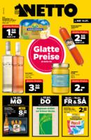 NETTO Supermarkt Prospekt vom 14.01.2019