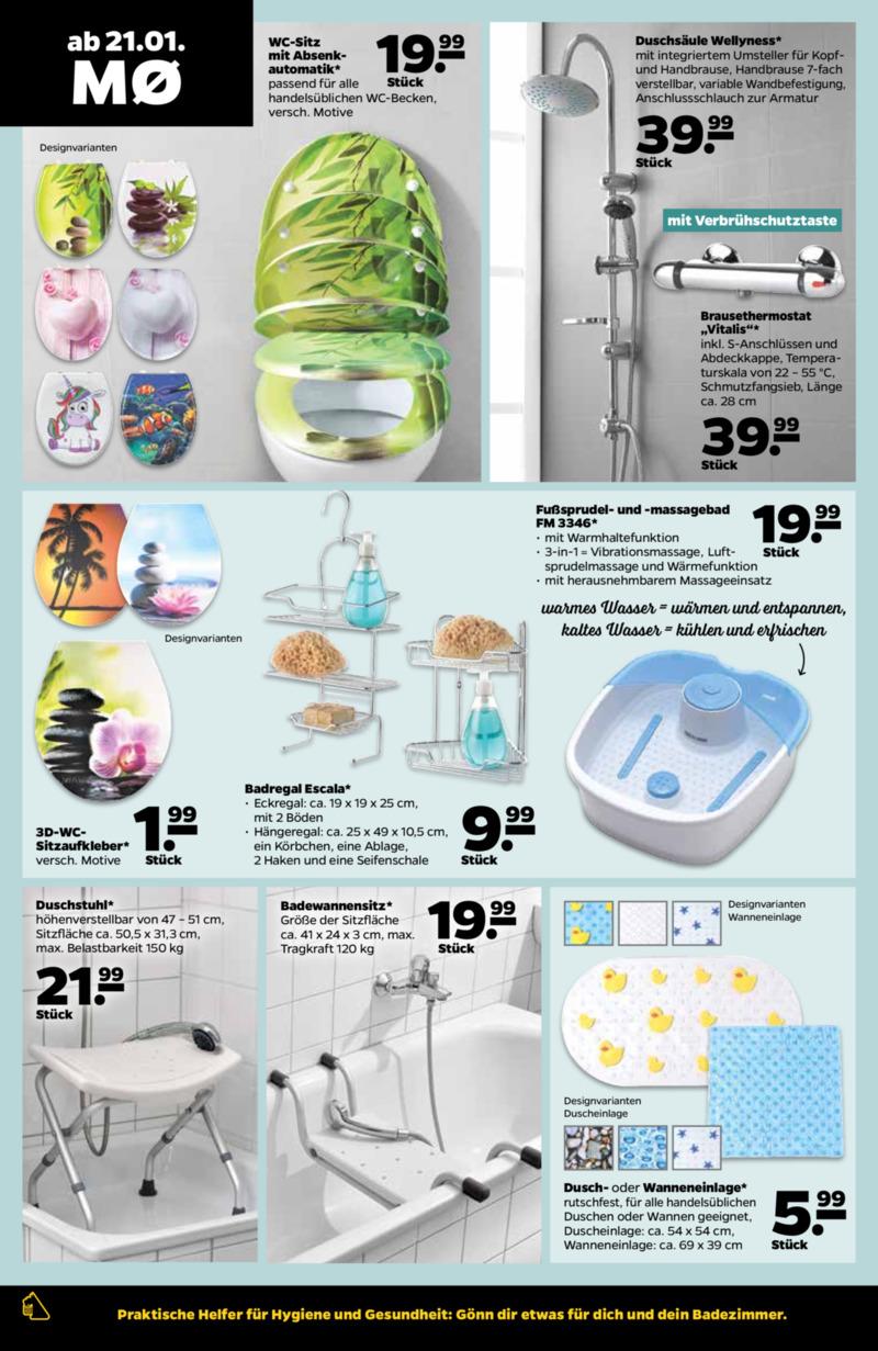 NETTO Supermarkt Prospekt vom 21.01.2019, Seite 13