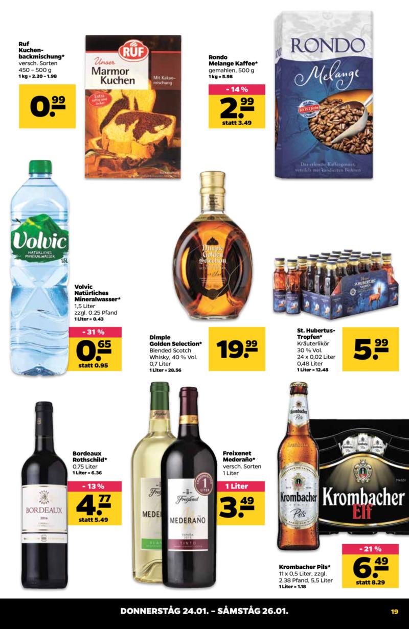 NETTO Supermarkt Prospekt vom 21.01.2019, Seite 18