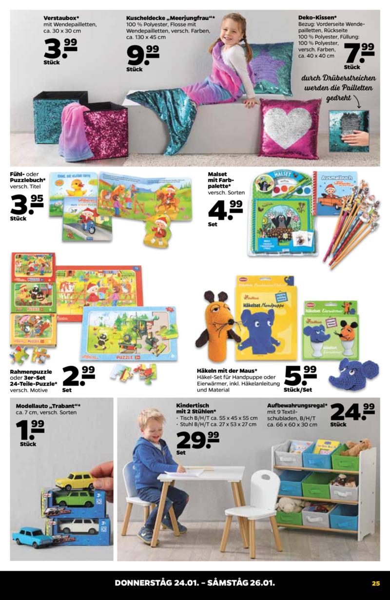NETTO Supermarkt Prospekt vom 21.01.2019, Seite 24