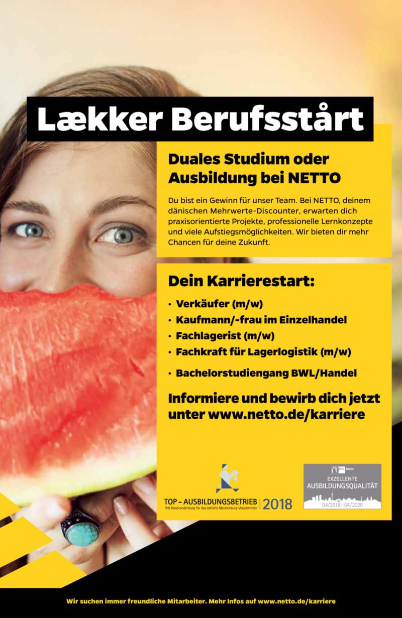 NETTO Supermarkt Prospekt vom 21.01.2019, Seite 30
