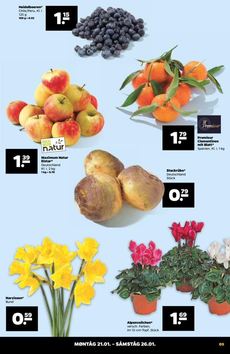 NETTO Supermarkt Prospekt vom 21.01.2019, Seite 4