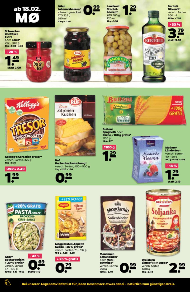 NETTO Supermarkt Prospekt vom 18.02.2019, Seite 9