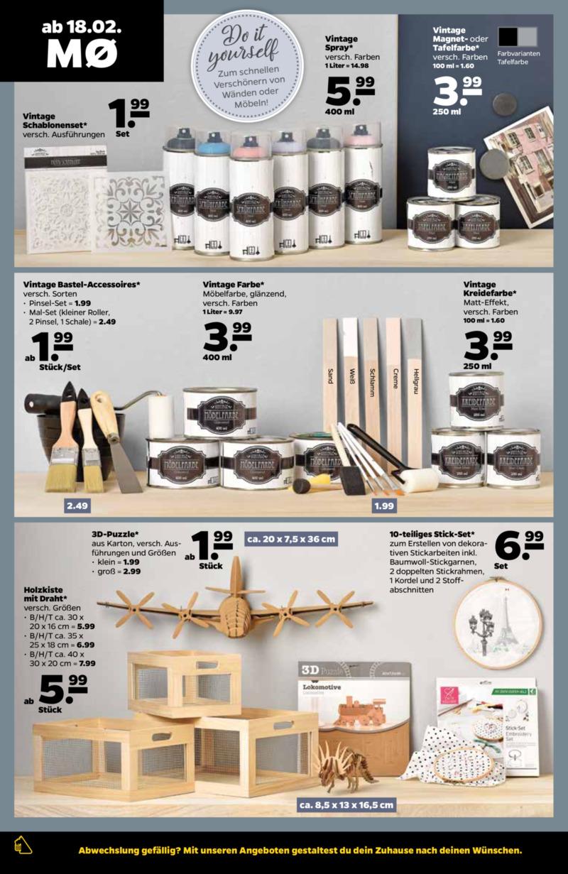 NETTO Supermarkt Prospekt vom 18.02.2019, Seite 17