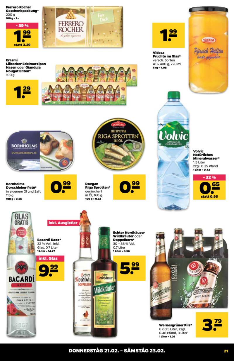 NETTO Supermarkt Prospekt vom 18.02.2019, Seite 20
