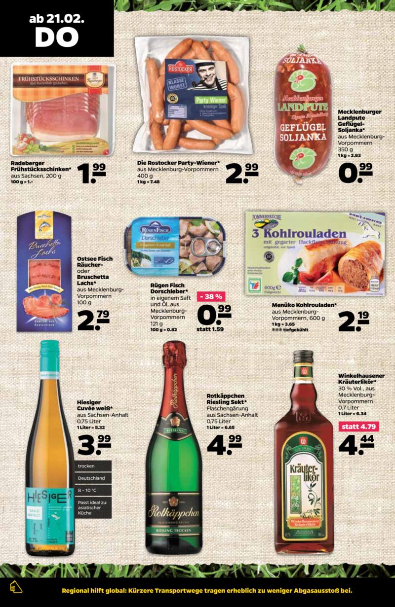 NETTO Supermarkt Prospekt vom 18.02.2019, Seite 23