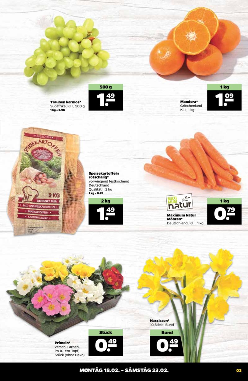 NETTO Supermarkt Prospekt vom 18.02.2019, Seite 2