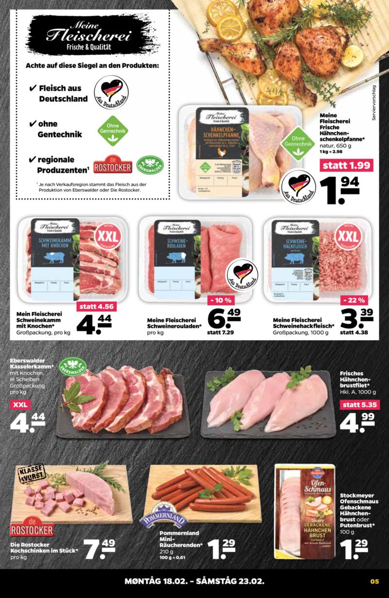 NETTO Supermarkt Prospekt vom 18.02.2019, Seite 4