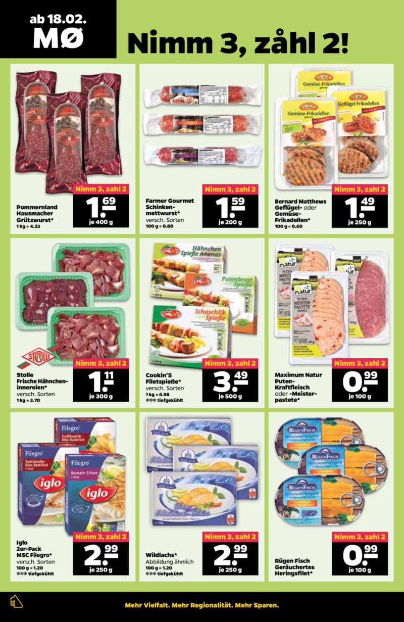 NETTO Supermarkt Prospekt vom 18.02.2019, Seite 5