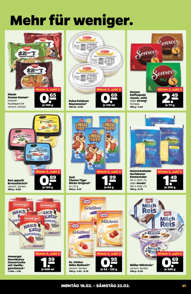 NETTO Supermarkt Prospekt vom 18.02.2019, Seite 6