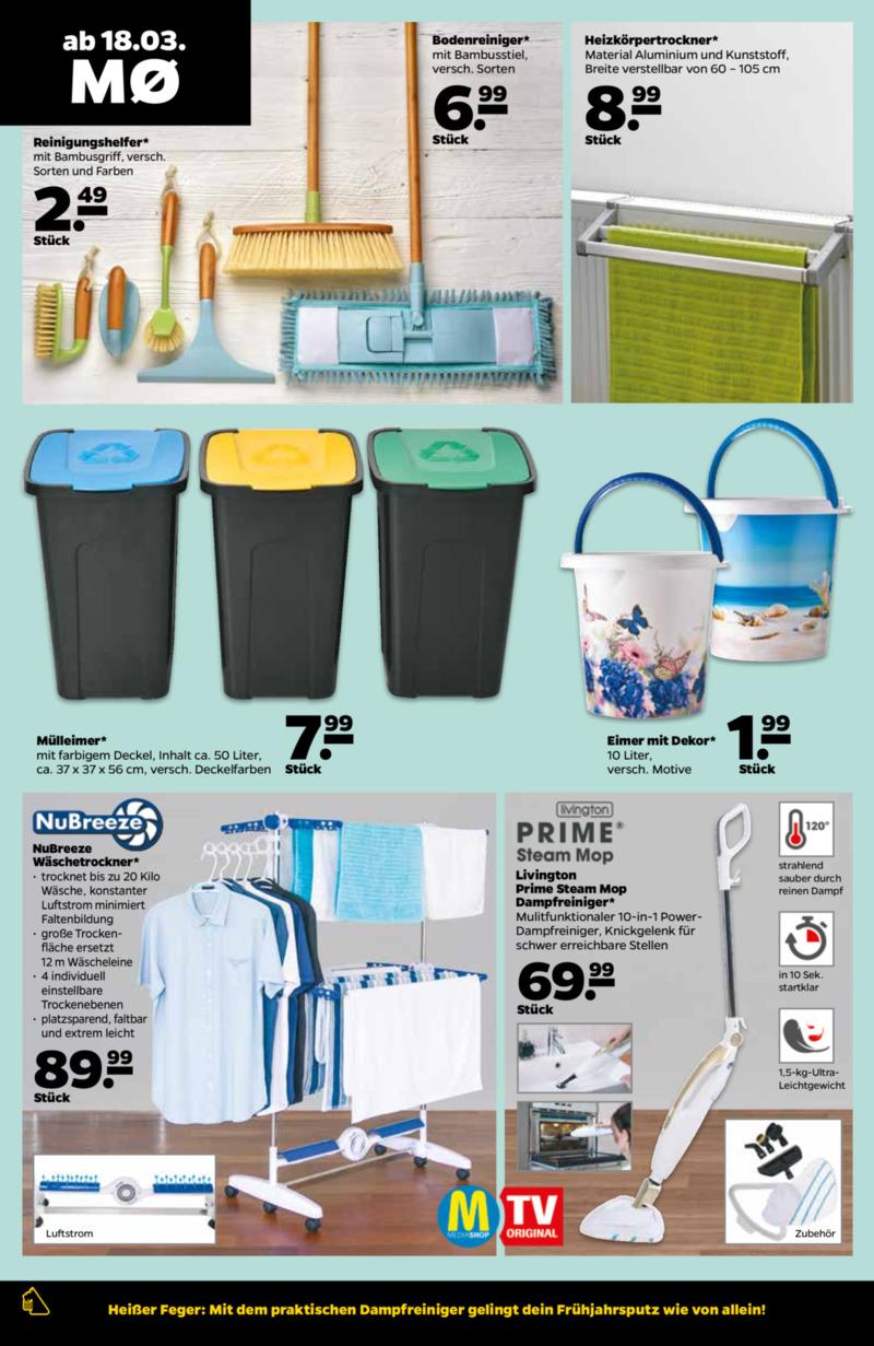 NETTO Supermarkt Prospekt vom 18.03.2019, Seite 13