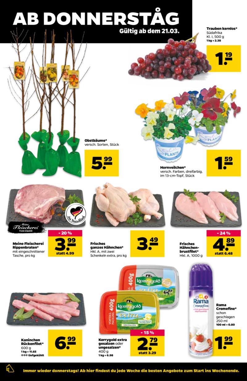 NETTO Supermarkt Prospekt vom 18.03.2019, Seite 17