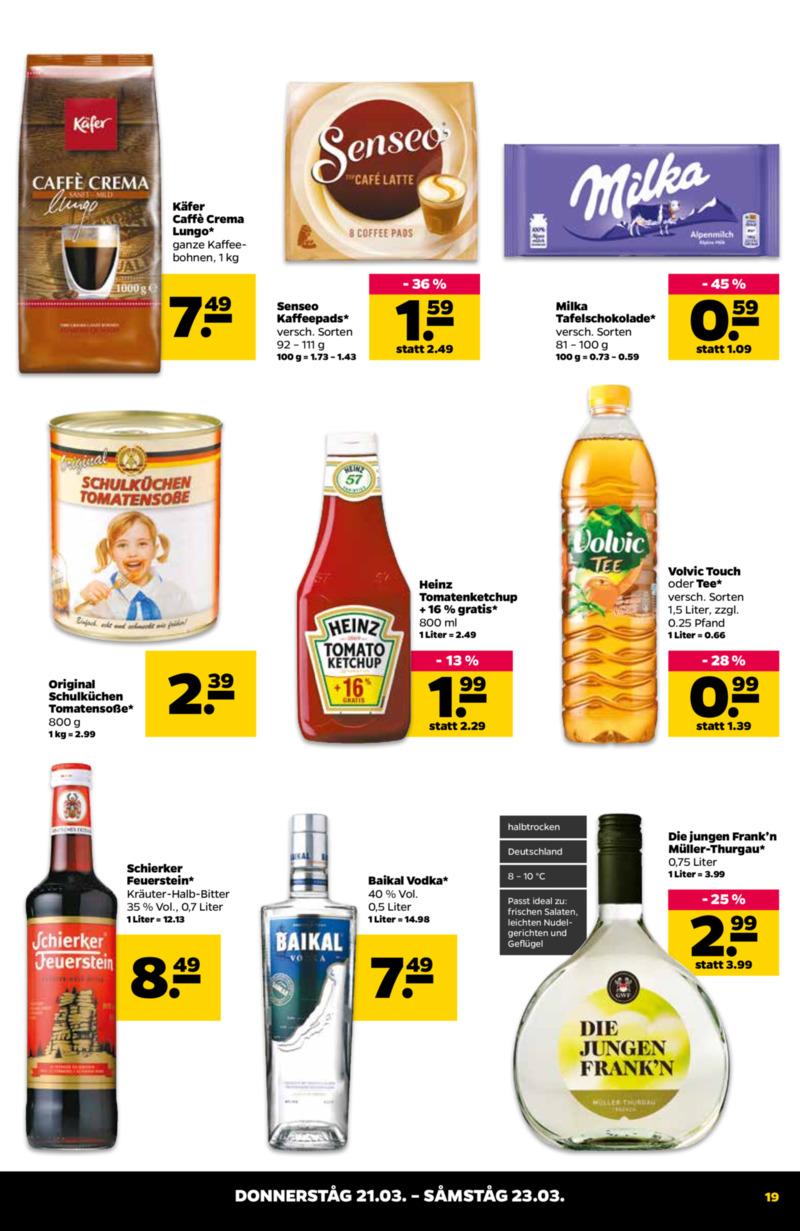 NETTO Supermarkt Prospekt vom 18.03.2019, Seite 18