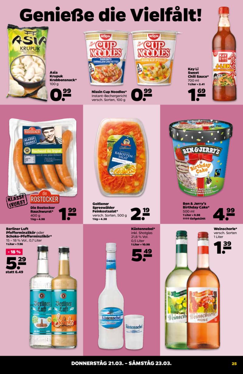 NETTO Supermarkt Prospekt vom 18.03.2019, Seite 24