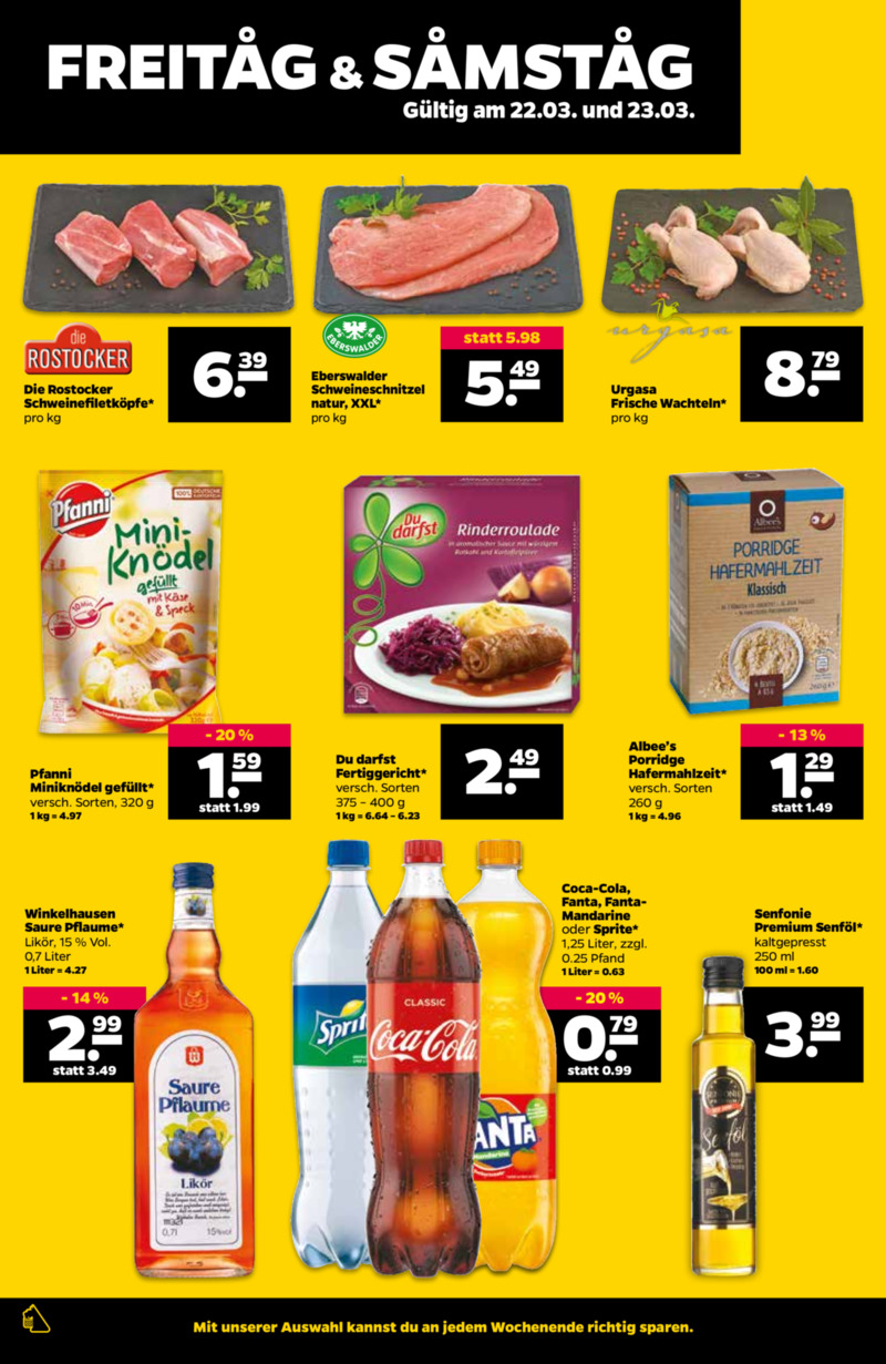 NETTO Supermarkt Prospekt vom 18.03.2019, Seite 25
