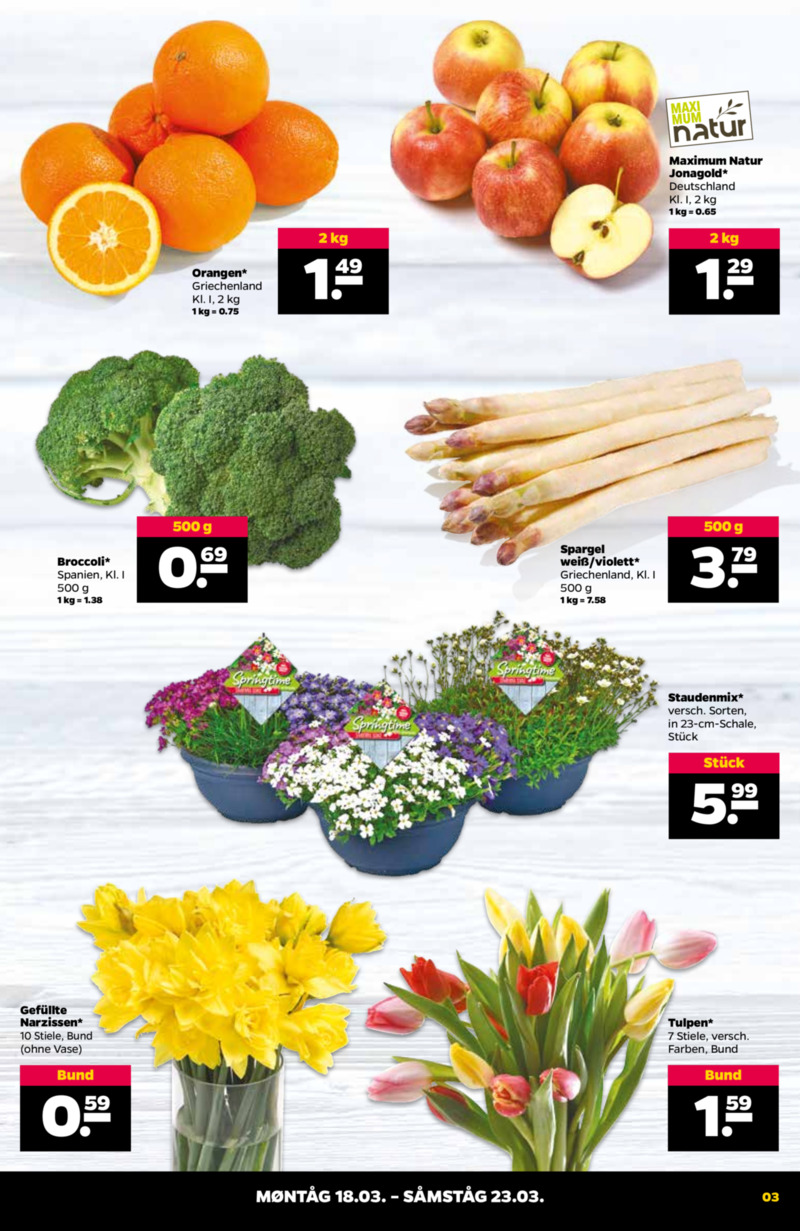 NETTO Supermarkt Prospekt vom 18.03.2019, Seite 2