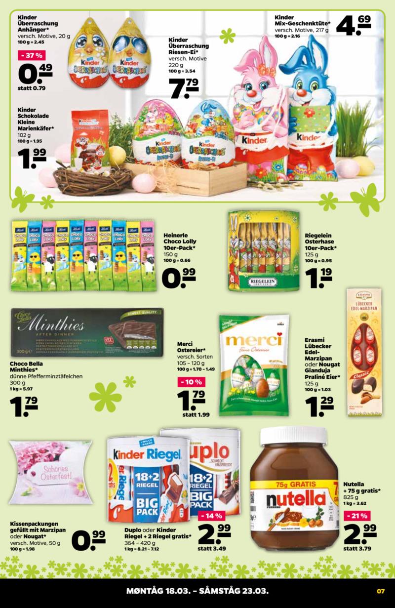 NETTO Supermarkt Prospekt vom 18.03.2019, Seite 6