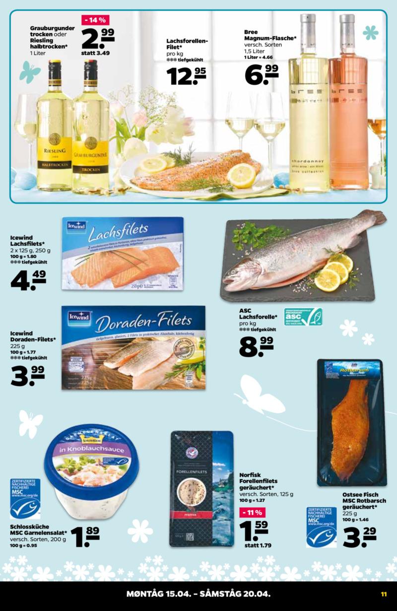 NETTO Supermarkt Prospekt vom 15.04.2019, Seite 10