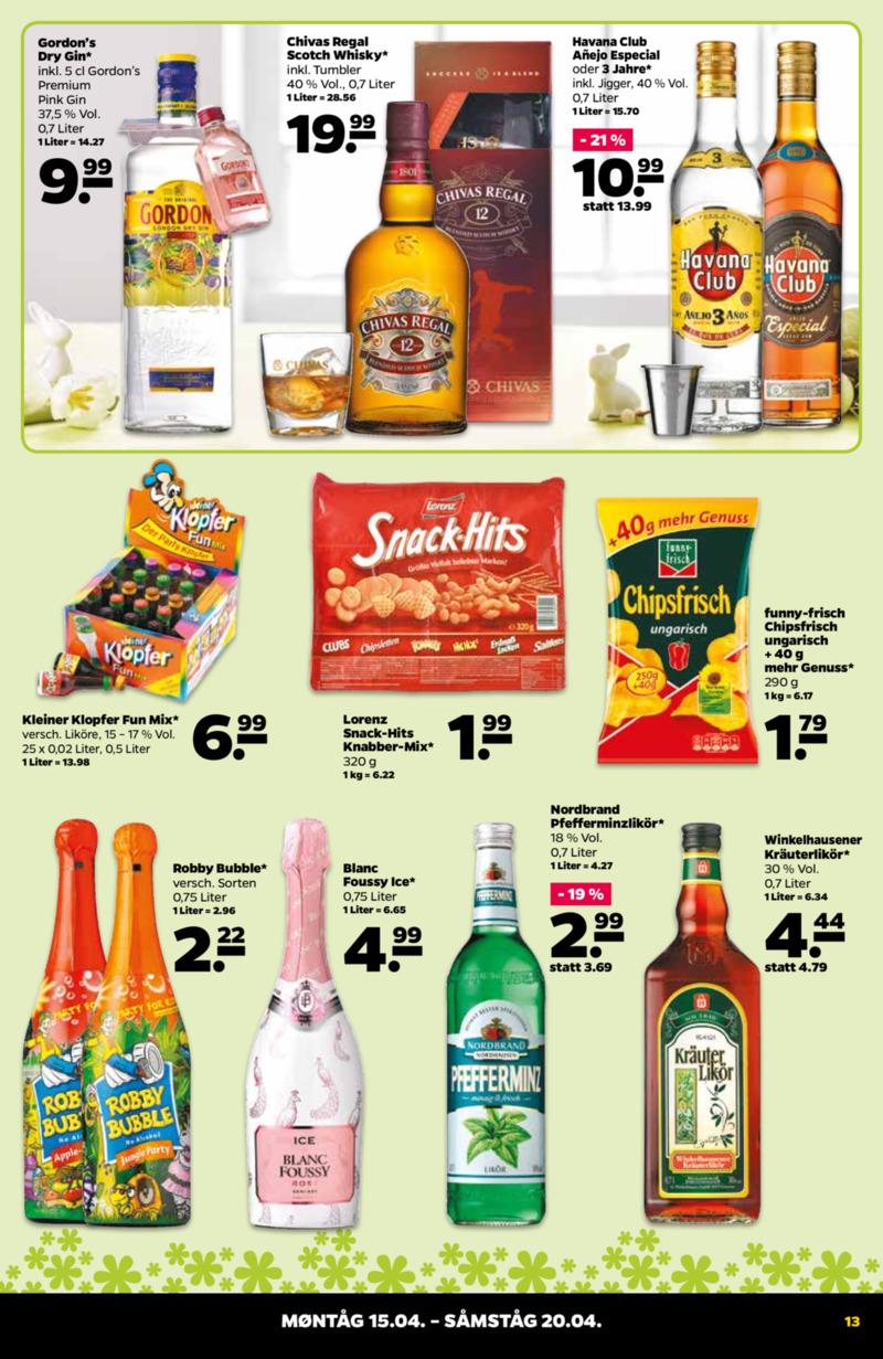 NETTO Supermarkt Prospekt vom 15.04.2019, Seite 12