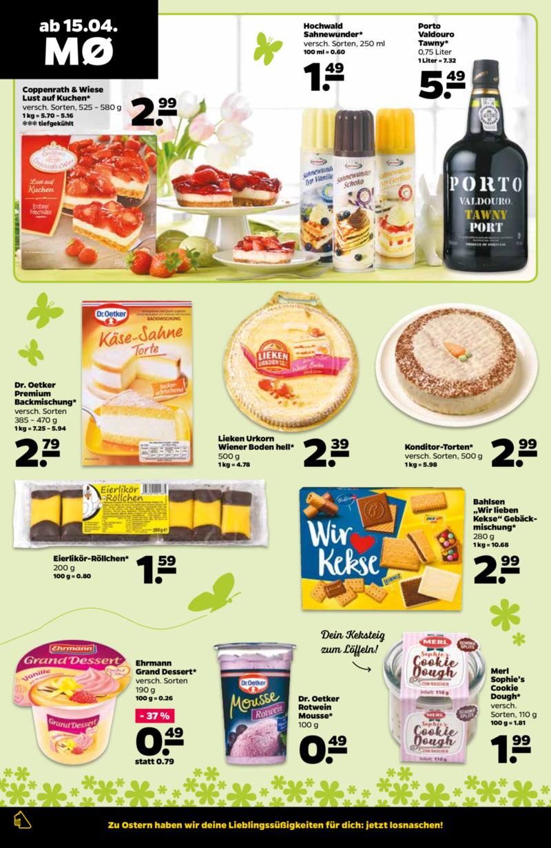 NETTO Supermarkt Prospekt vom 15.04.2019, Seite 13