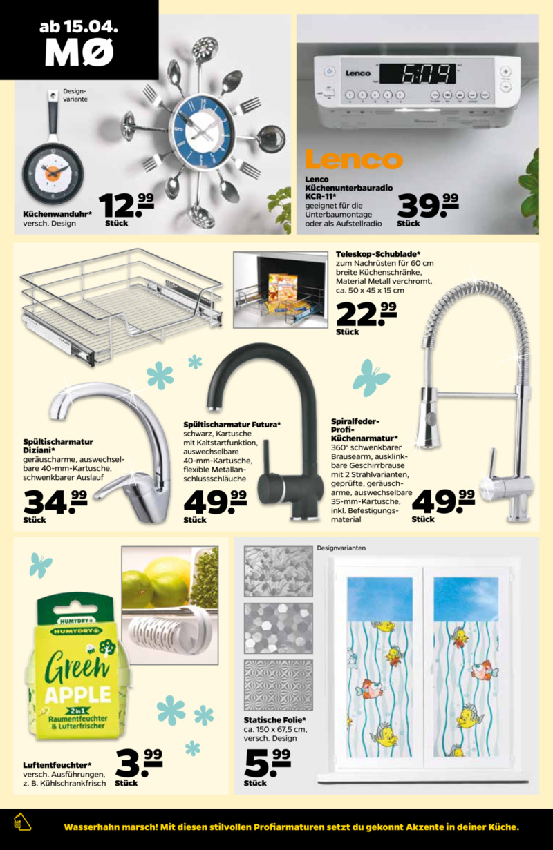 NETTO Supermarkt Prospekt vom 15.04.2019, Seite 19
