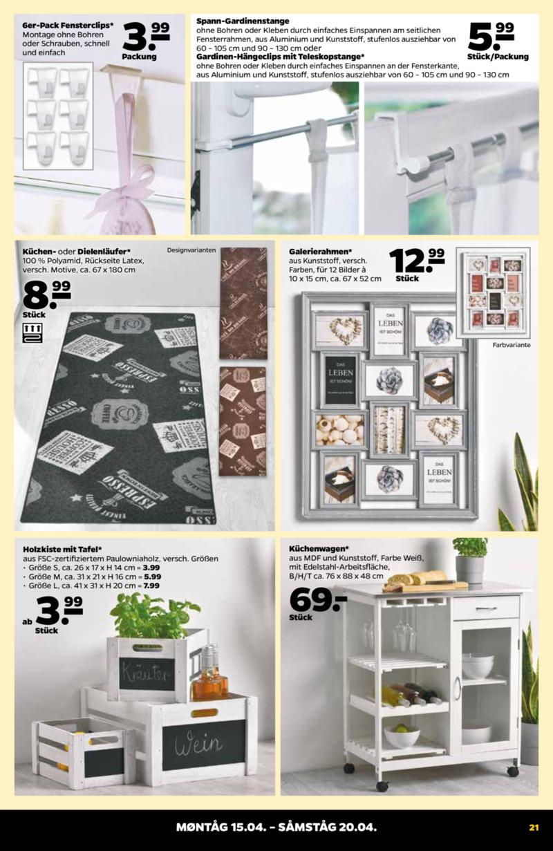 NETTO Supermarkt Prospekt vom 15.04.2019, Seite 20