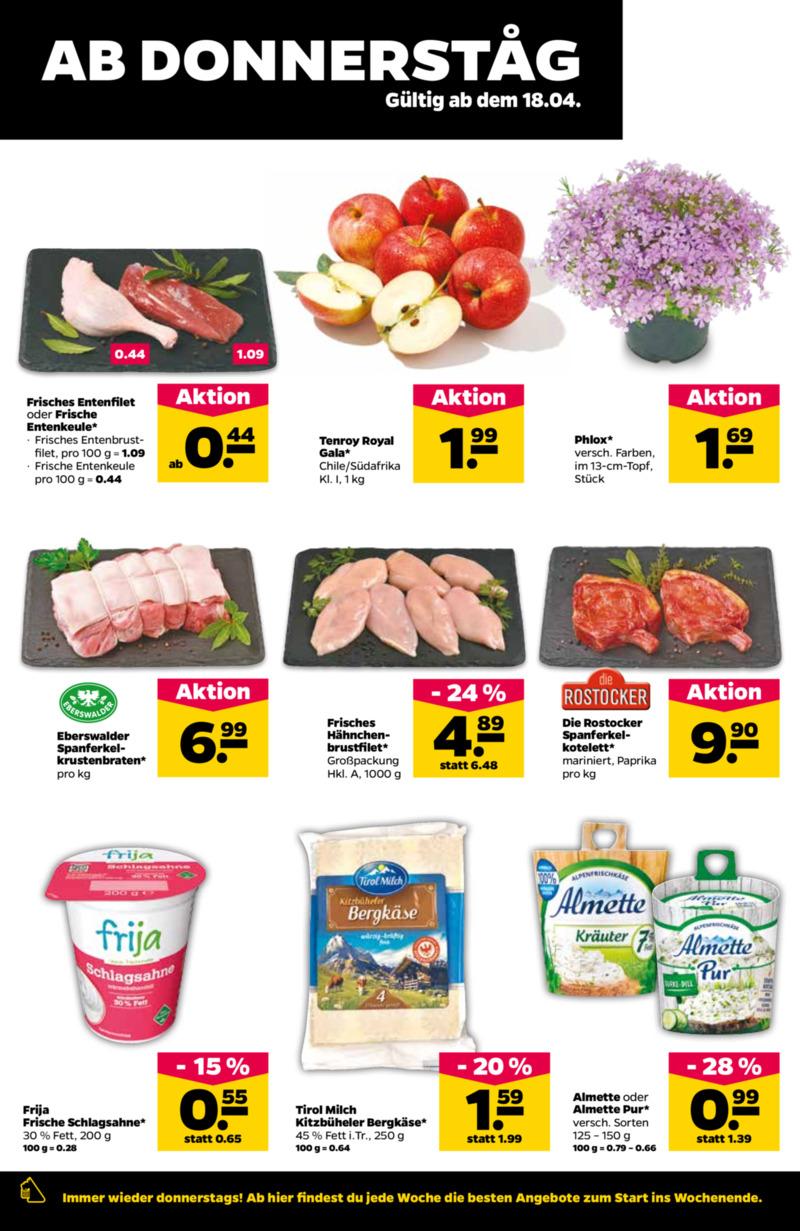 NETTO Supermarkt Prospekt vom 15.04.2019, Seite 21