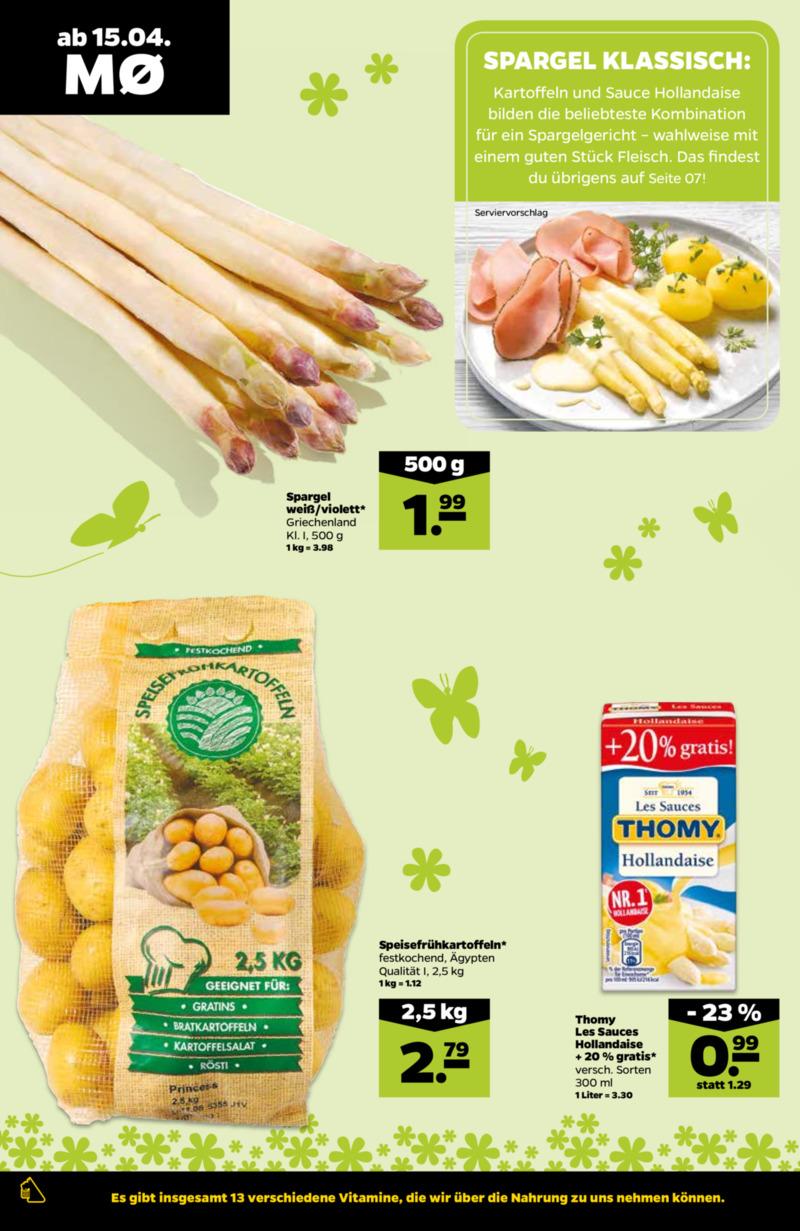 NETTO Supermarkt Prospekt vom 15.04.2019, Seite 3