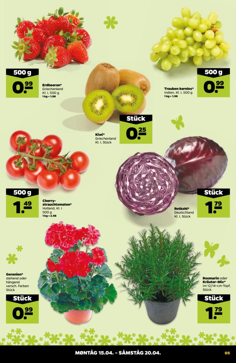 NETTO Supermarkt Prospekt vom 15.04.2019, Seite 4