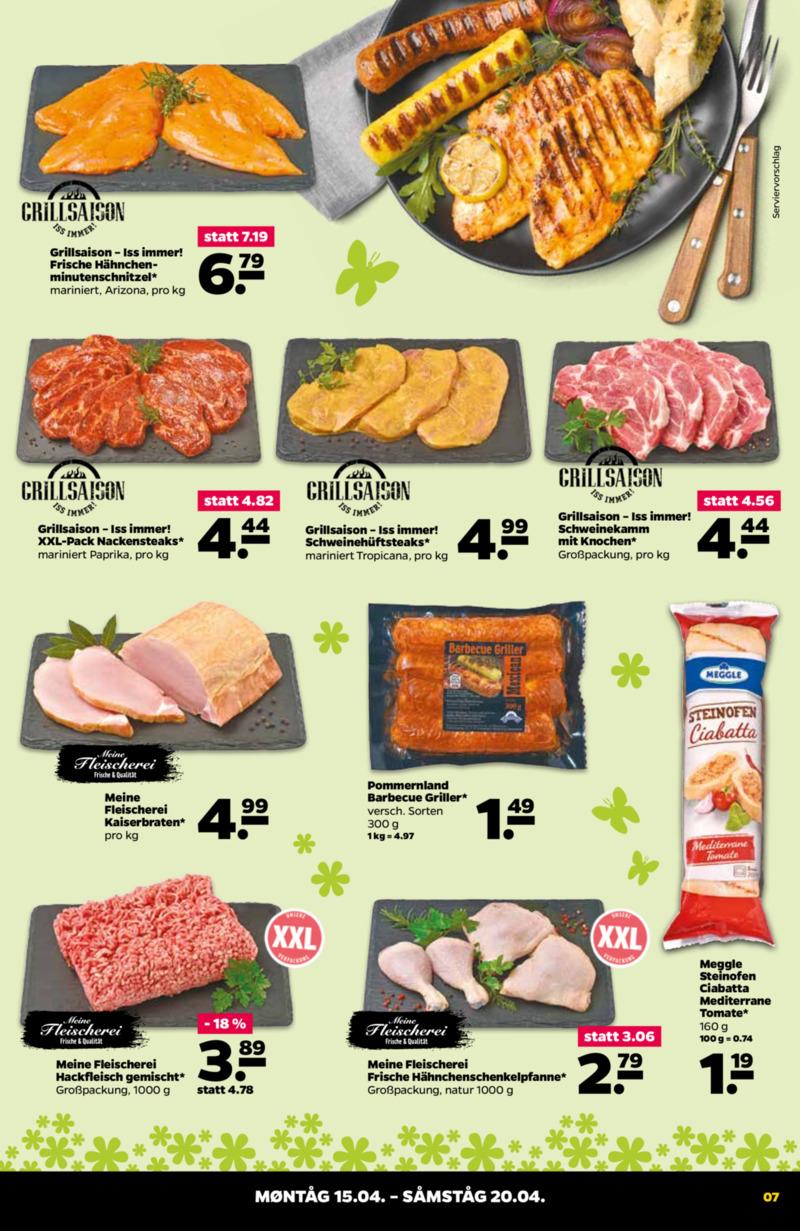 NETTO Supermarkt Prospekt vom 15.04.2019, Seite 6