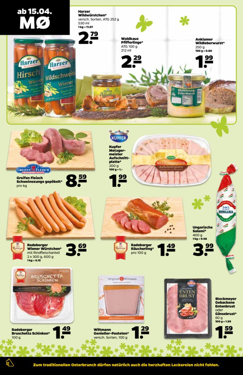 NETTO Supermarkt Prospekt vom 15.04.2019, Seite 7