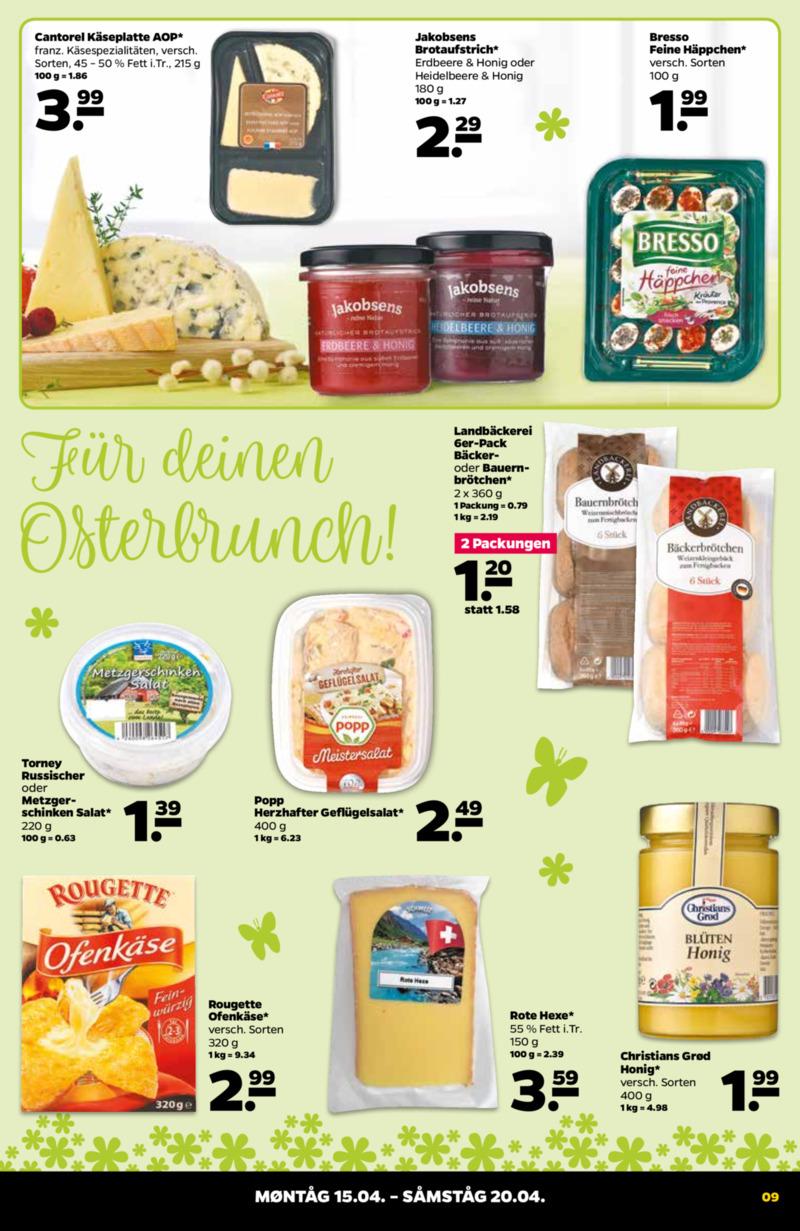 NETTO Supermarkt Prospekt vom 15.04.2019, Seite 8