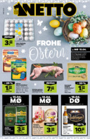 NETTO Supermarkt Prospekt vom 15.04.2019
