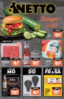 NETTO Supermarkt Prospekt vom 01.07.2019
