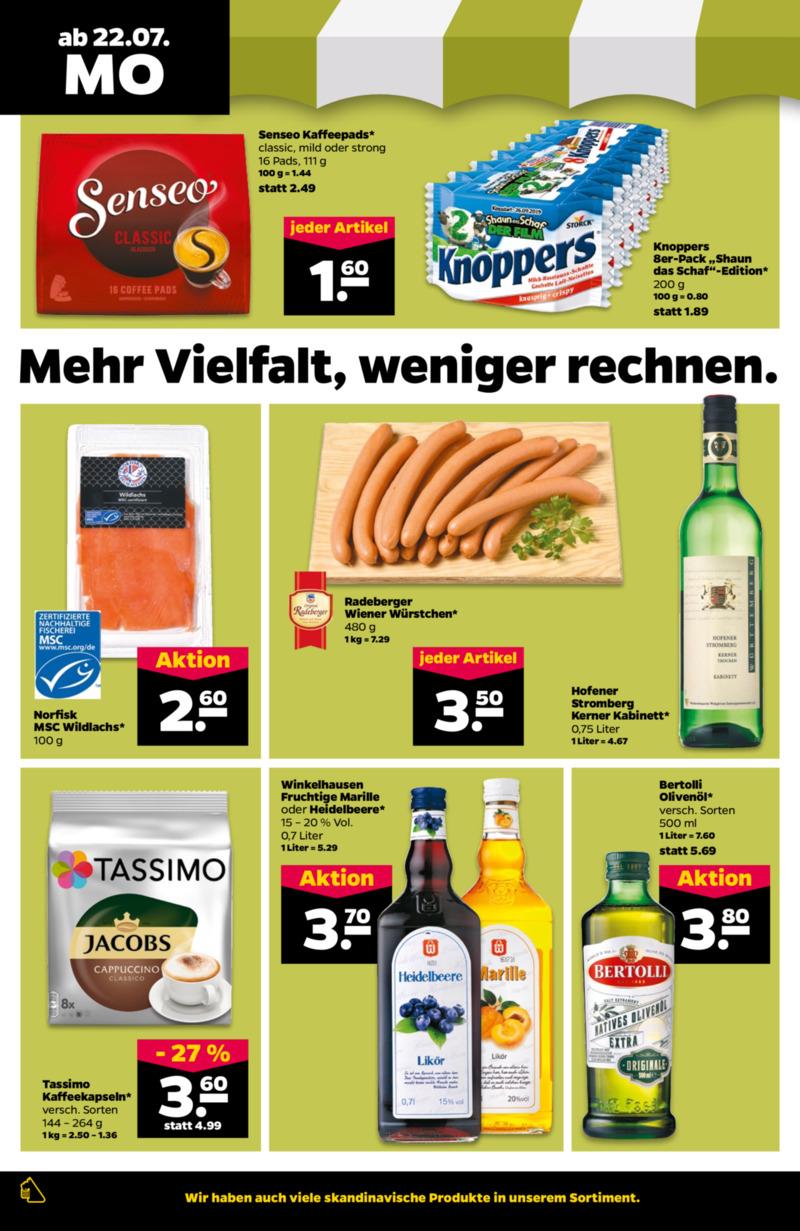 NETTO Supermarkt Prospekt vom 22.07.2019, Seite 9