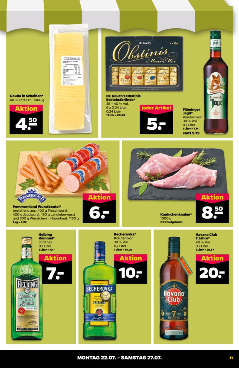 NETTO Supermarkt Prospekt vom 22.07.2019, Seite 10