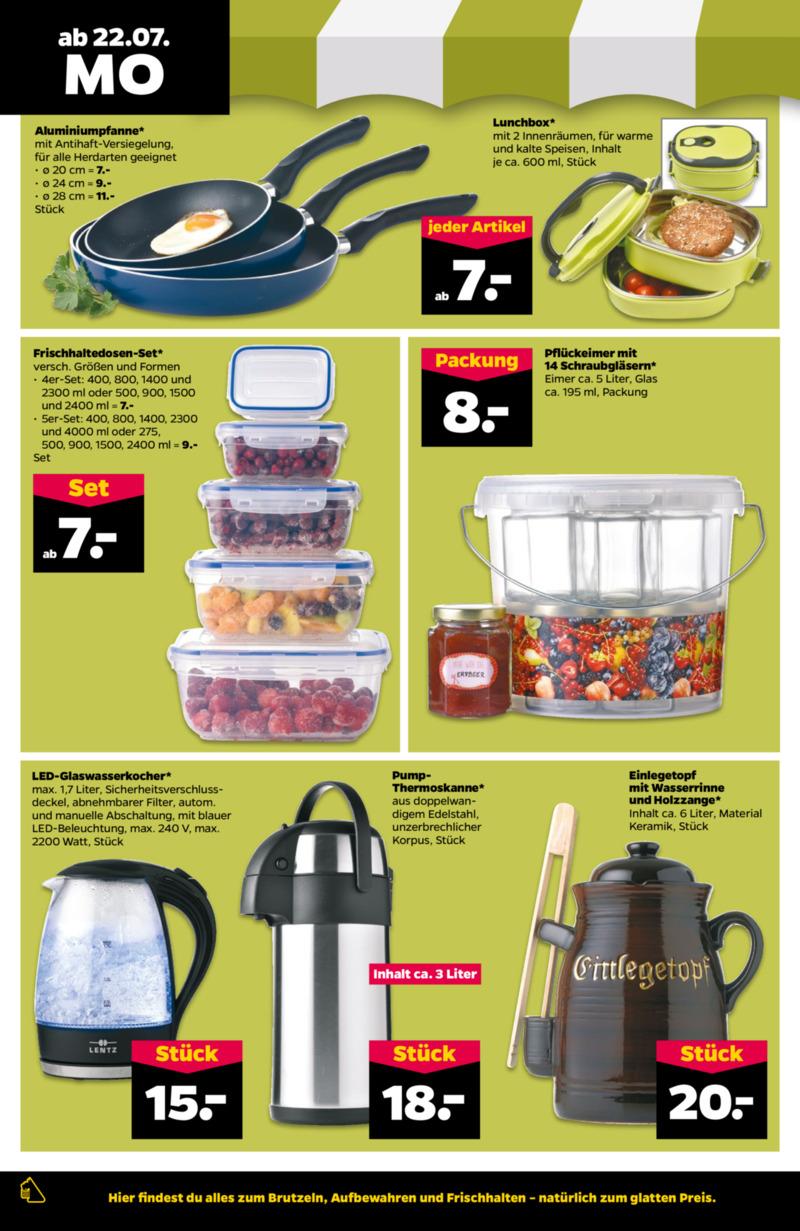 NETTO Supermarkt Prospekt vom 22.07.2019, Seite 13