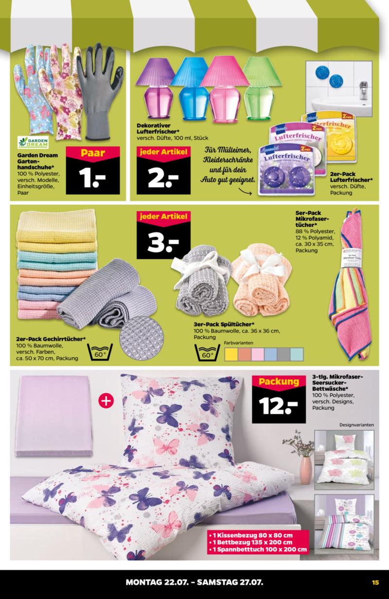 NETTO Supermarkt Prospekt vom 22.07.2019, Seite 14