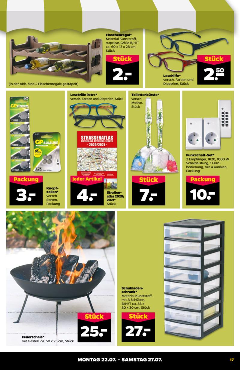 NETTO Supermarkt Prospekt vom 22.07.2019, Seite 16