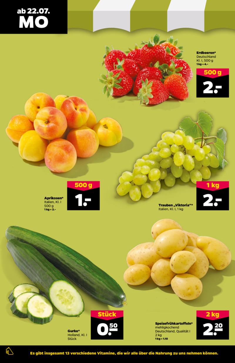 NETTO Supermarkt Prospekt vom 22.07.2019, Seite 1