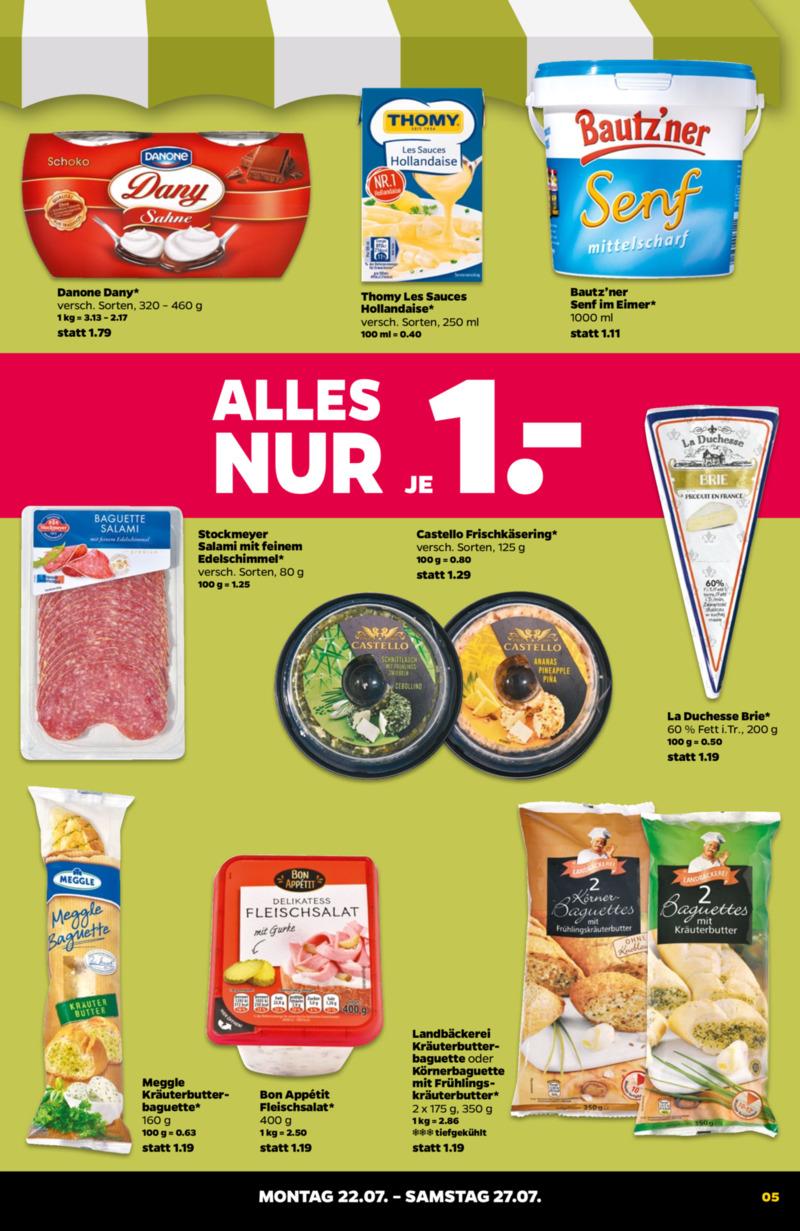 NETTO Supermarkt Prospekt vom 22.07.2019, Seite 4
