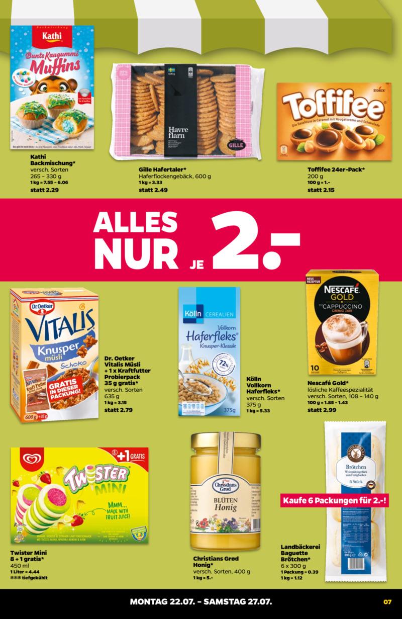 NETTO Supermarkt Prospekt vom 22.07.2019, Seite 6