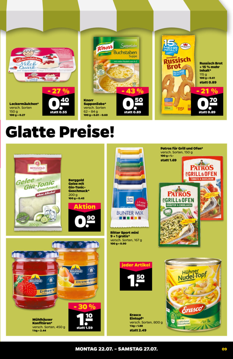 NETTO Supermarkt Prospekt vom 22.07.2019, Seite 8