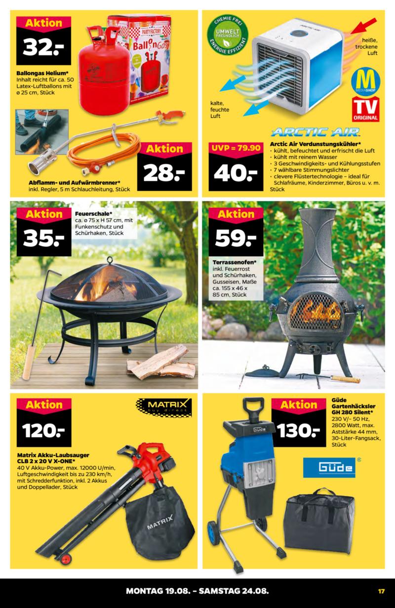 NETTO Supermarkt Prospekt vom 19.08.2019, Seite 16