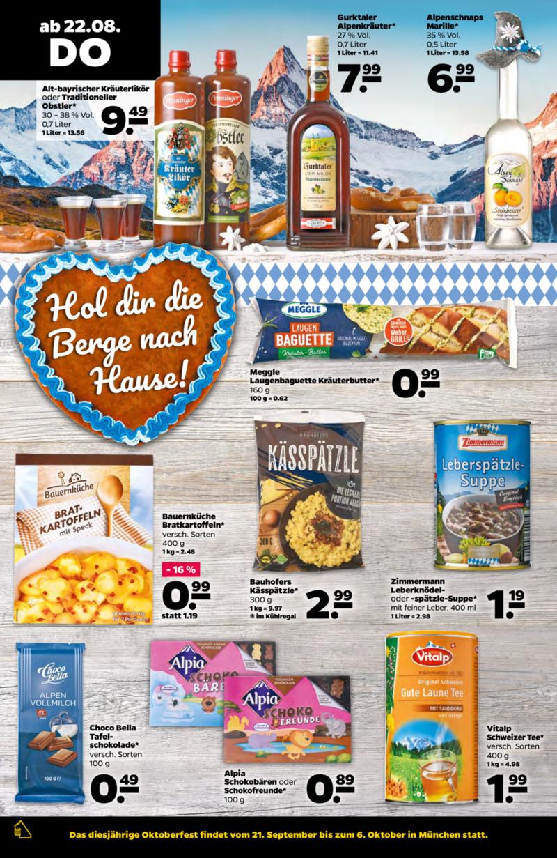 NETTO Supermarkt Prospekt vom 19.08.2019, Seite 23