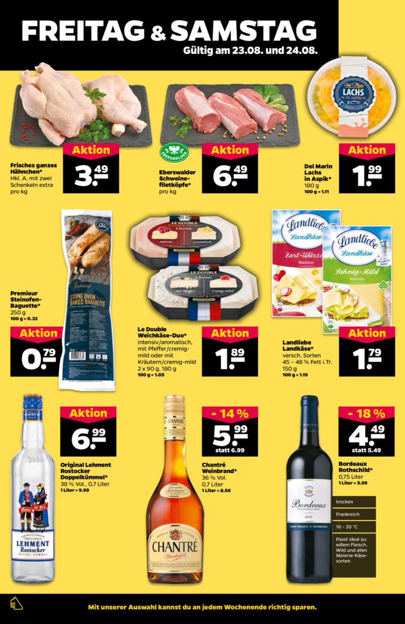 NETTO Supermarkt Prospekt vom 19.08.2019, Seite 25
