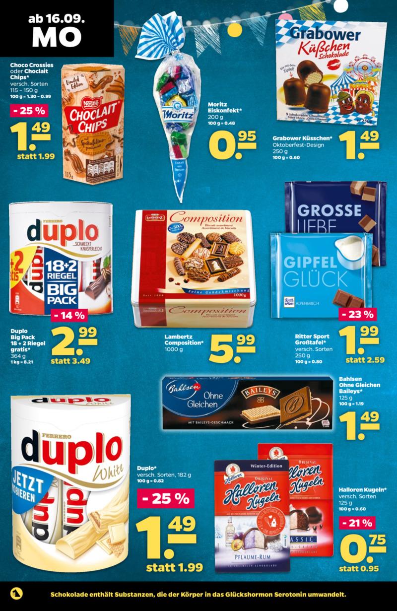 NETTO Supermarkt Prospekt vom 16.09.2019, Seite 9