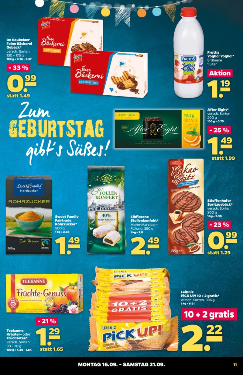 NETTO Supermarkt Prospekt vom 16.09.2019, Seite 10