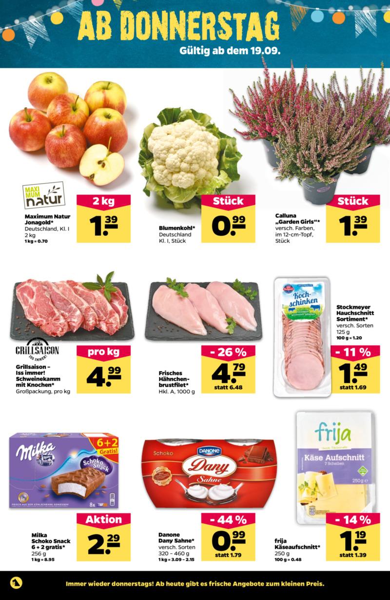 NETTO Supermarkt Prospekt vom 16.09.2019, Seite 17